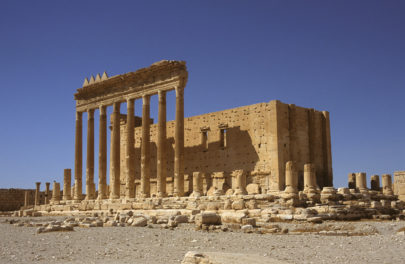The New Ruins of Syria