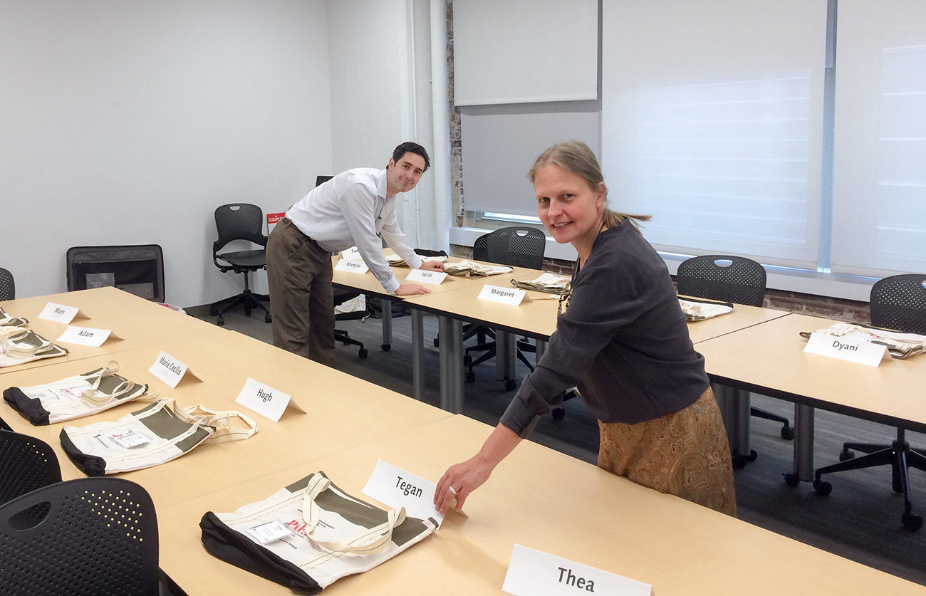 Creating an Intensive Workshop for Conservation Professionals