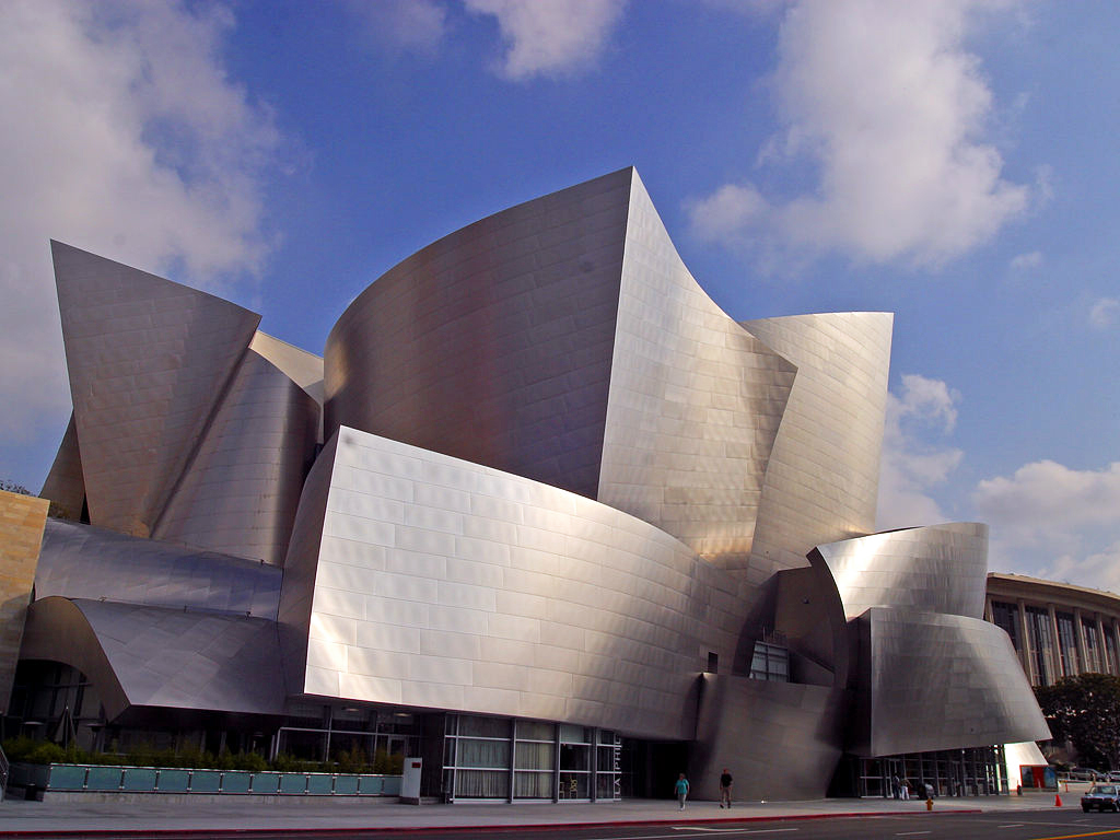Rite Of Spring Frank Gehry And The Walt Disney Concert Hall Of The Los Angeles Philharmonic Getty Iris