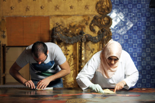 Transforming Qsar es-Saïd from a Palace of Forbidden Memories into a Tunisian Center for Culture and Education