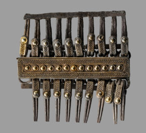 A Rare Etruscan Brooch Rediscovered