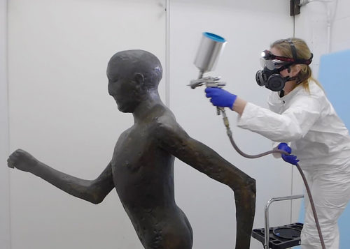 Developing and Understanding Alternatives to Incralac for Protecting Outdoor Bronze Sculpture