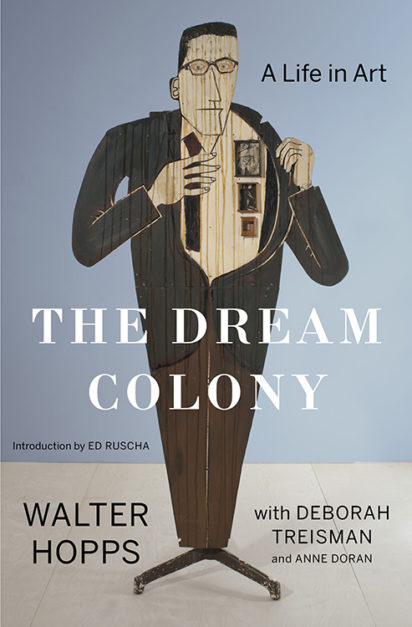 AUDIO: Walter Hopps – The Dream Colony