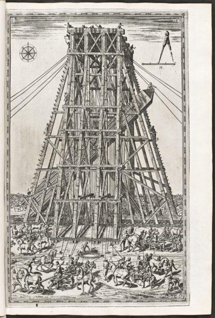 Obelisks on the Move