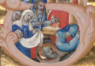Reconstructing a Masterpiece of Choir Book Illumination by Niccolò da Bologna