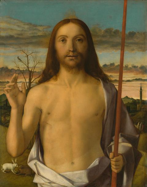 AUDIO: Talking About Paintings – Giovanni Bellini