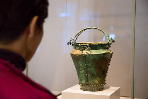 A New Look at an Ancient Bucket