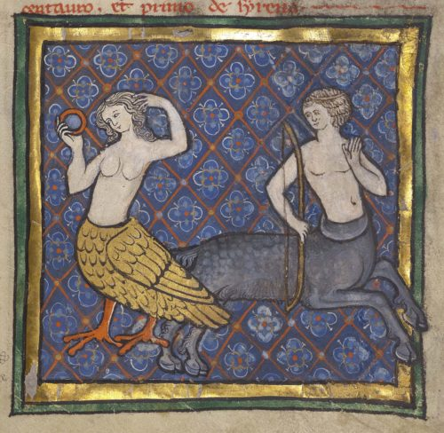 The Enchantress of the Medieval Bestiary