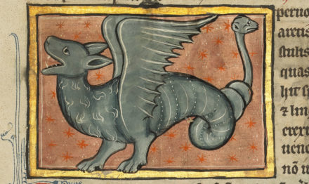 Separating Myth from Legend about the Medieval Dragon