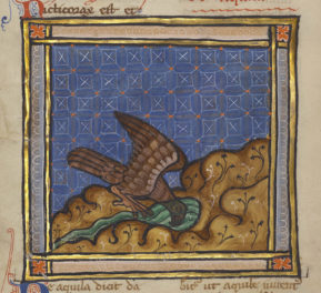Eagle as Ideal Ruler from the Ancient World to the Founding Fathers