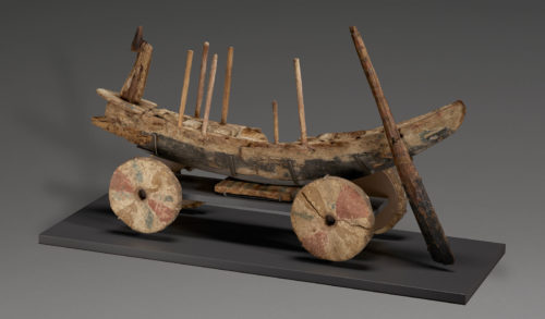 Egyptian Ship Model Sheds Light on Bronze Age Warfare and Religion