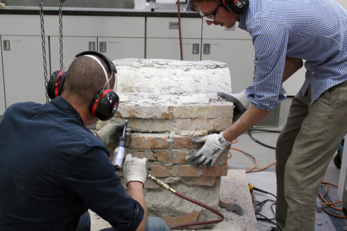 Conserving an Ancient Obelisk