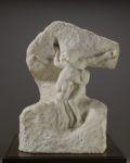 Christ and Mary Magdalene, 1908, Auguste Rodin. Marble, 43 × 33 1/2 × 31 in. The J. Paul Getty Museum, 2014.32. Digital image courtesy of the Getty's Open Content Program