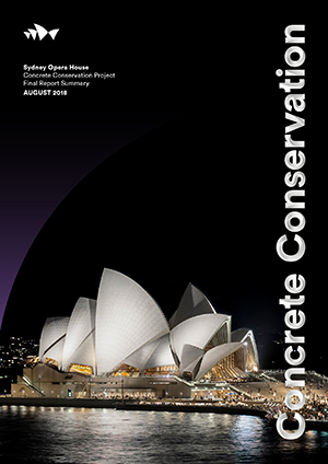 Cover of the Sydney Opera House report.