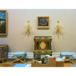 <em/>Neoclassical Furniture Gallery, J. Paul Getty Museum, 1997, Robert Polidori. Chromogenic print, Image: 16 3/8 × 21 1/2 in., Sheet: 18 3/4 × 23 3/4 in. Courtesy of the artist in conjunction with The Lapis Press. © Robert Polidori