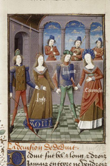 The Soundtrack of the Renaissance Court