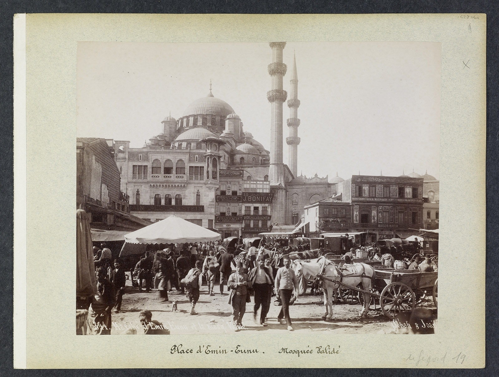 Giant Of Modern Photography At >> Ottoman Era Photographs Take On New Meaning In Their Digital Life