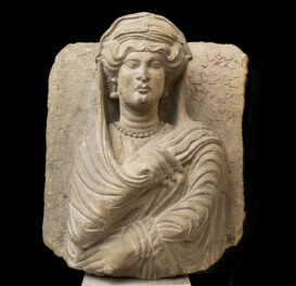 Ancient Portrait Bust from Palmyra Joins the Collection of the Getty Villa