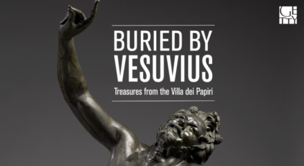 VIDEO: Buried by Vesuvius—The Drunken Satyr