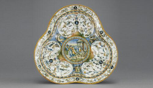 Animals and Allusions on an Italian Renaissance Basin