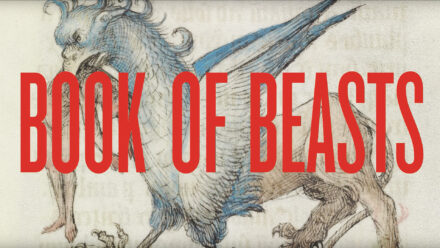 VIDEO: Book of Beasts at the Getty