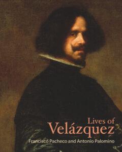 Book cover showing portrait of Velázquez