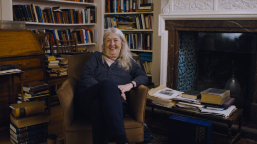 VIDEO: Meet Classicist Mary Beard, Recipient of the 2019 Getty Medal