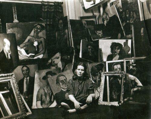 Yoko Ono, Betye Saar, Eva Hesse, Alice Neel, and Others Talk about Feminism, Motherhood, and Art