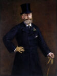 <em/>Portrait of Antonin Proust, 1880, Édouard Manet. Oil on canvas, 51 × 37 3/4 in. Toledo Museum of Art, Gift of Edward Drummond Libbey, 1925.108 Photo: Richard Goodbody Inc., New York