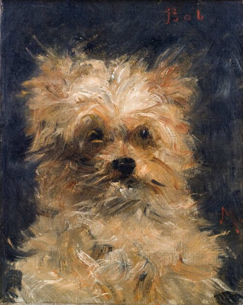 Who Is Bob the Dog and Why Did Manet Paint His Portrait?