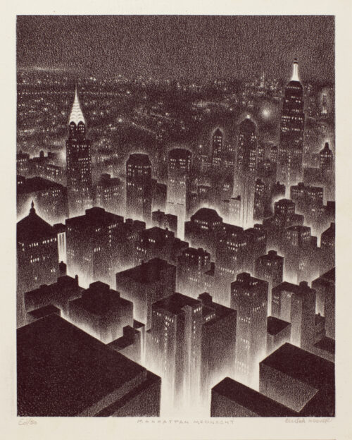 PODCAST: True Grit – The American City in Early 20th-Century Prints