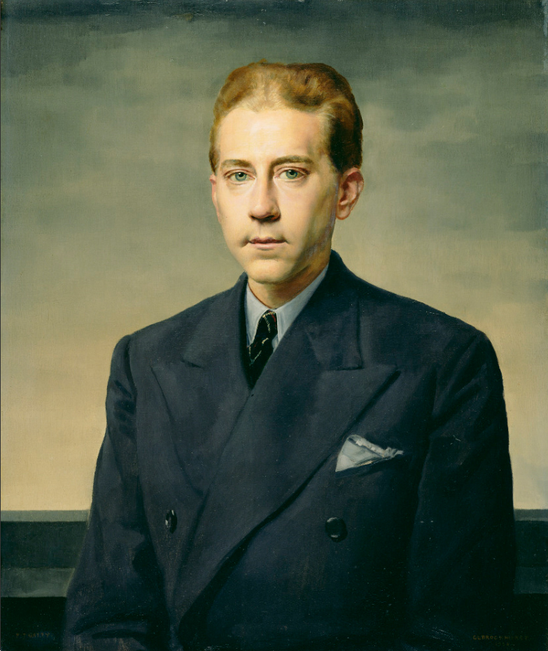 J. Paul Getty as a young man