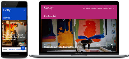 Getty's Website Redesign to Bring New Features and a New Look
