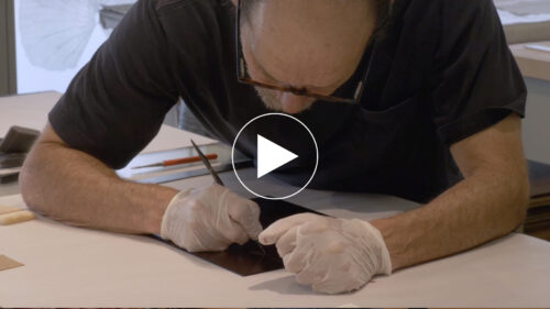 Video: What Is Intaglio Printmaking? And Other Useful Terms