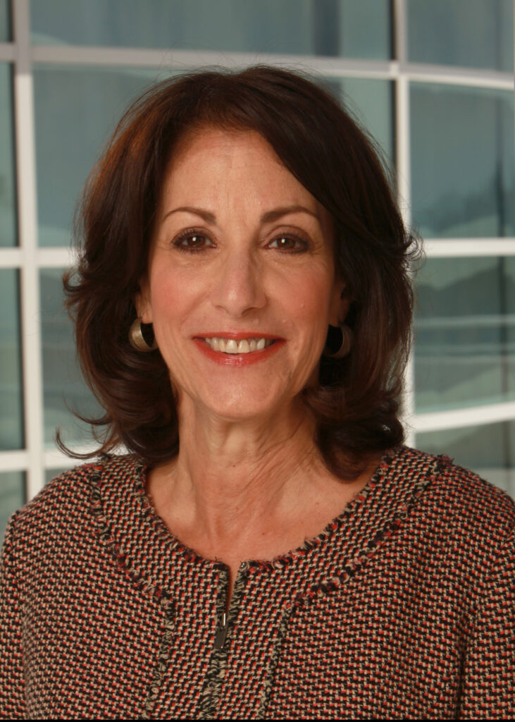 Headshot of Joan Weinstein