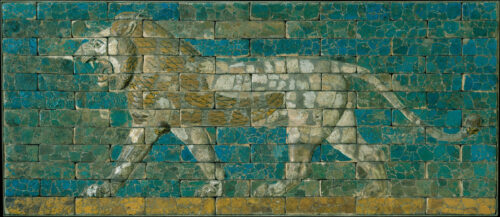 PODCAST: Art and Writing in Early Mesopotamian Cities