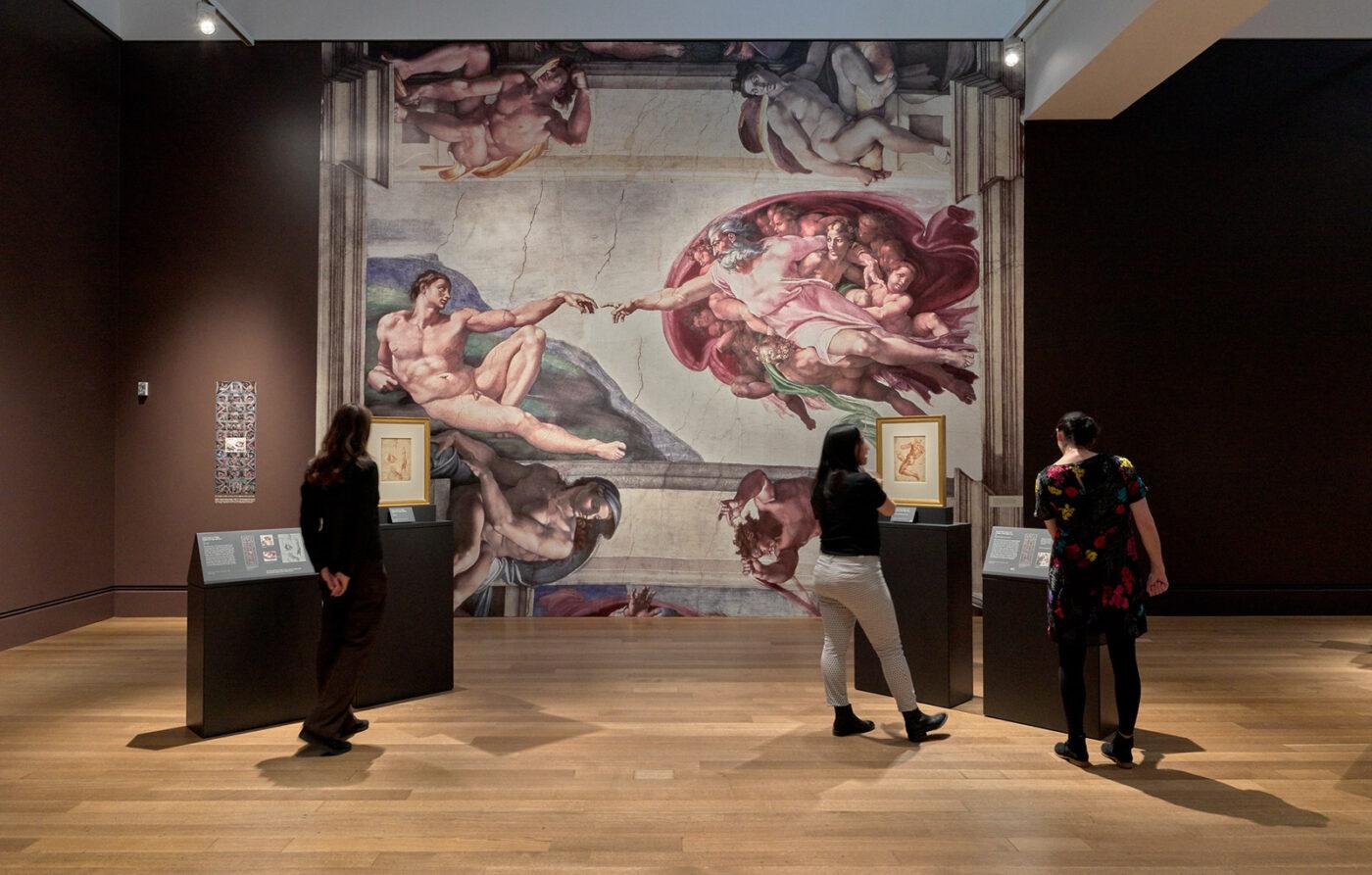 Last-Minute Michelangelo
