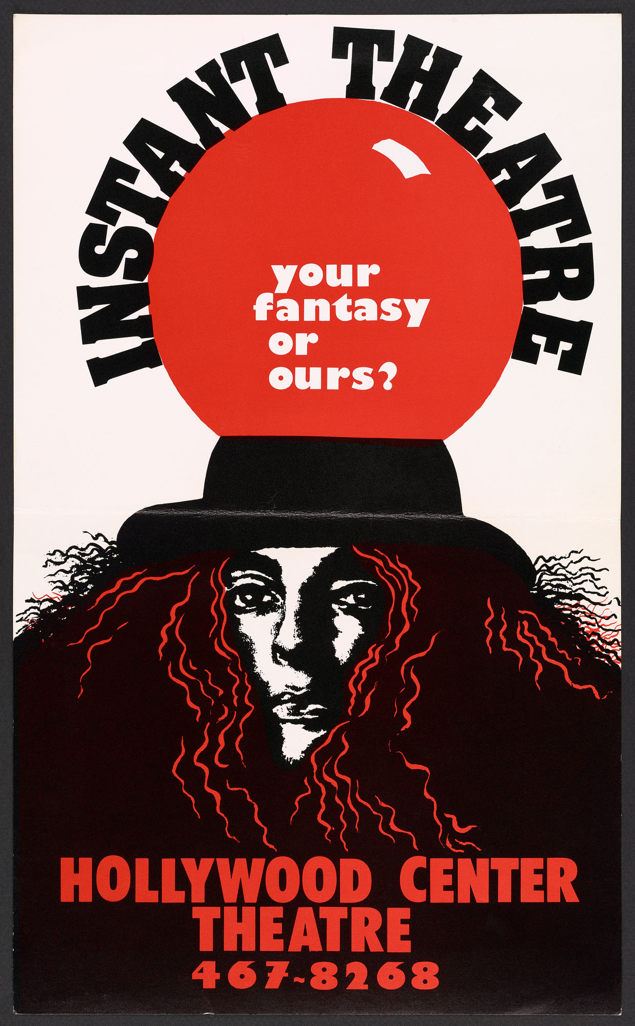 Instant Theatre: your fantasy or ours?