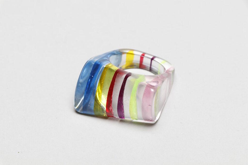 plastic ring