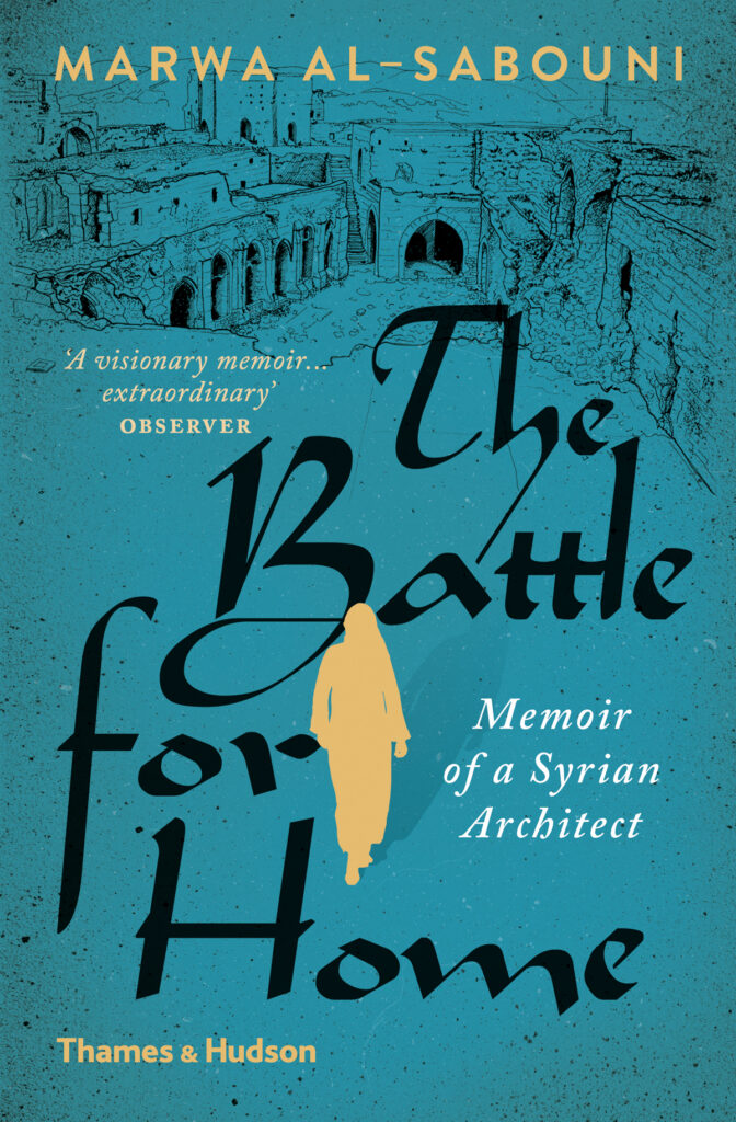 Book cover of The Battle for Home.