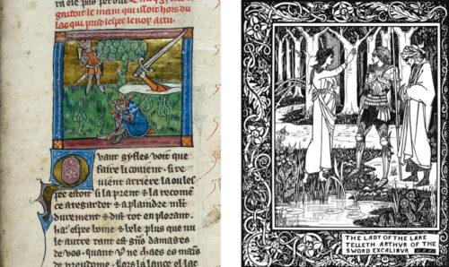 The Medieval (and Not-So-Medieval) History Behind Netflix's <em>Cursed</em>