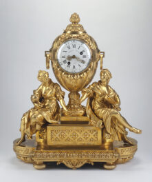 How Fixing a Spelling Error Clarified a Clock's History