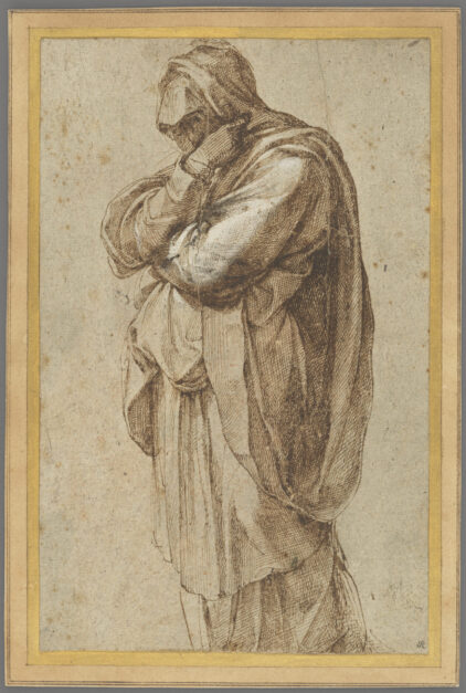 PODCAST: Michelangelo's Drawings—Mind of the Master
