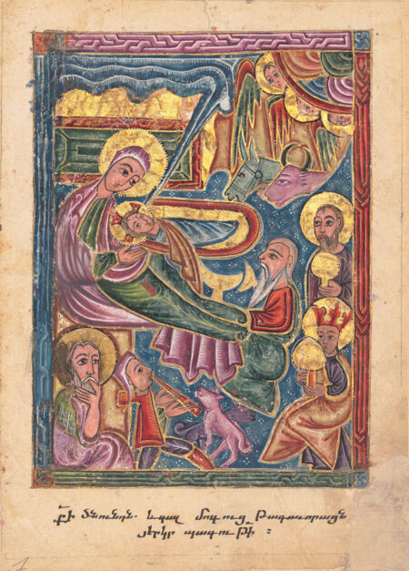 2 Armenian Manuscripts Join the Getty Collection