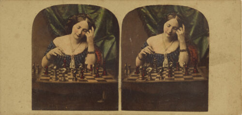"""A Game of """"Beautiful Problems"""": Looking at Chess in Art"""