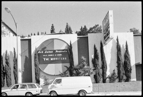 An Eastside Sound on Sunset Strip