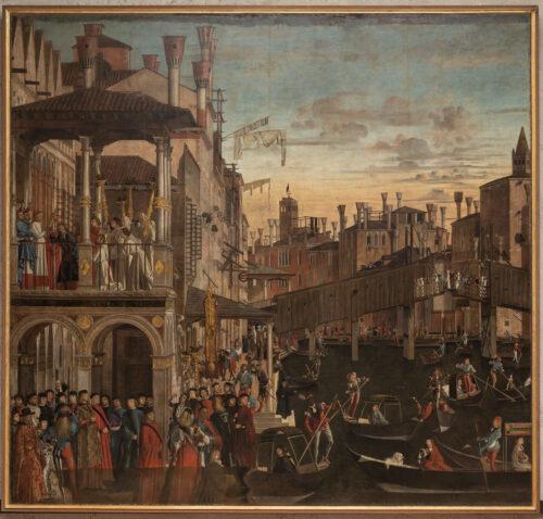 The Black Gondoliers of Renaissance Venice
