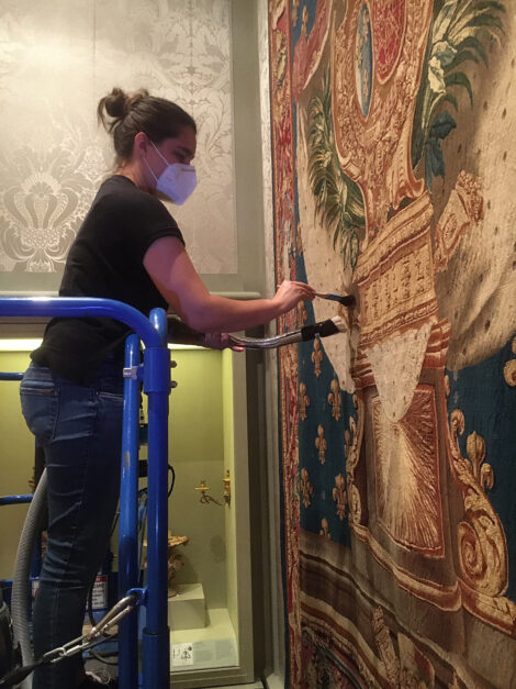 Inside the Yearlong Deep-Clean of the Getty Museum